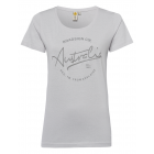 T-Shirt donna Roadsign , grigia, taglia S.