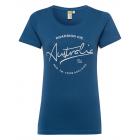 T-Shirt donna Roadsign , blu, taglia S.