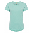 Ladies' T-Shirt keep the spirit, mint melange