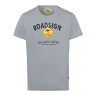 T-Shirt Roadsign , gris, taille 3XL