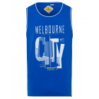 Tank Top uomo Melbourne, royal