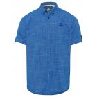 Men's Short Sleeve Shirt Citylife, blue