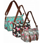 CB159 DOG Women's Handbag School Bag Handbags