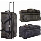 Trolley suitcase TB03 Kratka