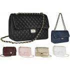 Beautiful handbag for women quilted CHANELKA FB183