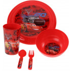 Breakfast set 5 in 1 for children Cars 20
