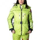 Women's ski clothing WOUPALA JACKET LADY KIWI