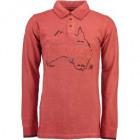 LS Boy polo shirt KEBEL LS BOY 100
