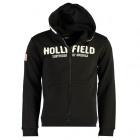 Boy's Sweatshirt FRENDAL BOY BLACK HO 100