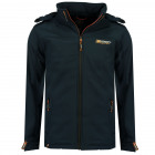 Men's Softshell TAKEAWAY MEN 009 + BS3