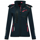 Softshell Woman REVEUSE LADY NAVY DB 007