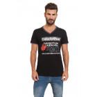Canadian Peak - Janeiro Shirt - Schwarz / Dunkelgr
