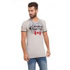 Canadian Peak - Jundai T-Shirt - Hellgrau