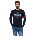 T-shirt LONSDALE - Lonsdale - Real navy