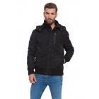 LONSDALE - Coat Lonsdale - Navy