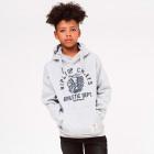 RIPSTOP - Maryland Hood Sweatshirt - Lt grijs