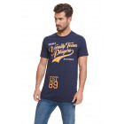 VARSITY - Originals est 89 T-shirt - Navy