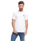 VARSITY - Manhattan atlétikai póló - fehér