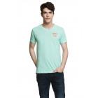 VARSITY - VARSITY ERFGOED T-shirt - Groene munt