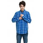 VARSITY - Shirt VARSITY ERFGOED - Elektrisch blauw