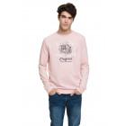 VARSITY - ORIGINAL VARSITY pulóver - Rózsaszín
