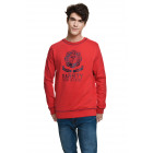 VARSITY - ORIGINAL VARSITY pulóver - piros