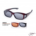 2002A Kost Polarized Fit Over - Kost zonnebrillen