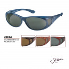 2005 Kost Polarized Fit Over - Lunettes de soleil
