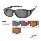 2011 Kost Polarized Fit Over - Lunettes de soleil
