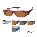 2012 Kost Polarized Fit Over - Lunettes de soleil