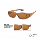 2013W Kost Polarized Fit Over - Lunettes de soleil