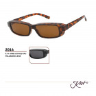 2014 Kost Polarized Fit Over - Lunettes de soleil