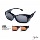 2020 Kost Polarized Fit Over - Kost Lunettes de so