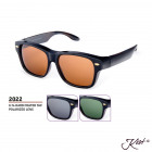 2022 Kost Polarized Fit Over - Kost zonnebril
