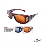 2026 Kost Polarized Fit Over - Kost Lunettes de so