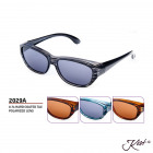 2029A Kost Polarized Fit Over - Kost Lunettes de s
