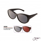 2030 Kost Polarized Fit Over - Kost Fit Over Sungl
