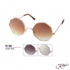 H39 - H Collection Sunglasses