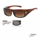 K2016 Kost Polarized Fit Over - Sonnenbrille