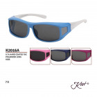 K2016A Kost Polarized Fit Over - Sunglasses