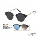 PZ-090 - Kostkowe spolaryzowane okulary przeciwsło