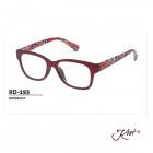 RD-193 BORDEAUX +4.00 - Olvasószemüveg
