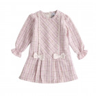 Children and baby clothes - sweet dress with 2 tie