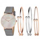 Set regalo Pierre Cardin con orologio e bracciale
