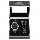 Set regalo Pierre Cardin con orologio, collana e o