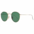 Ray-Ban RB3447 001 50 Round sunglasses
