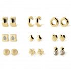 Pierre Cardin Earrings PXE90075A Jewelry Set