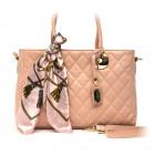 Trussardi handbag D66TRC1003 Cortanze Cipria