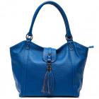 Trussardi Handbag D66TRC1015 Mongardino Bluette