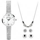 Pierre Cardin Watch PCX4690L199 Gift Set Jewelry